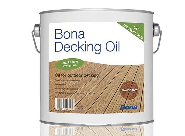 Decking Oil, da Bona (Foto: Divulgação)