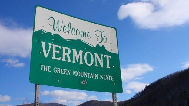 Algumas pessoas em Vermont dizem que você vive em um ambiente tenso se você é um imigrante (Foto: Getty Images via BBC News Brasil)