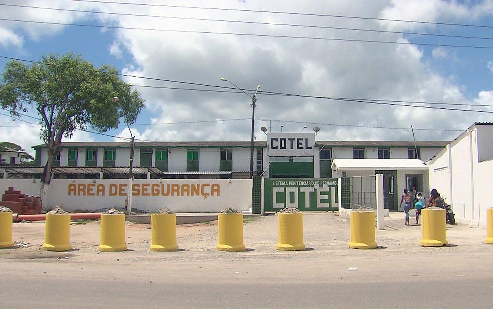 Lula Cabral deixou o Centro de Observação e Triagem Everardo Luna (Cotel) fica em Abreu e Lima, no Grande Recife — Foto: Reprodução/TV Globo