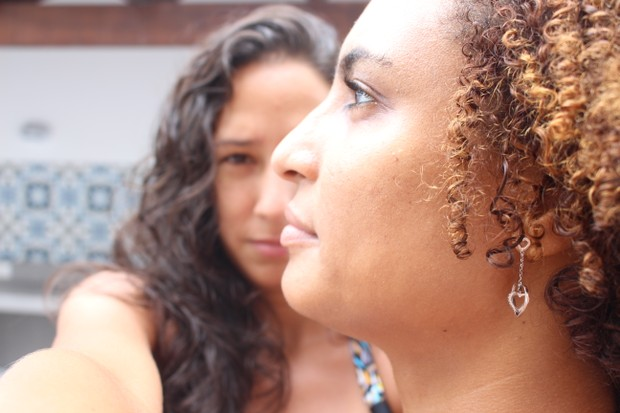 Monica e Marielle (Foto: Arquivo pessoal)