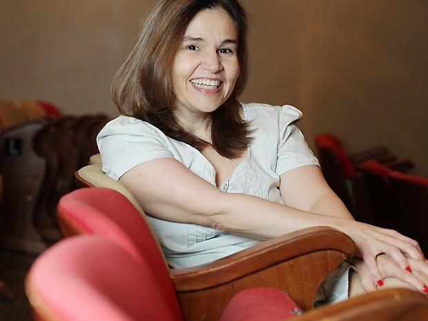 Claudia Rodrigues em foto de arquivo (Foto: Felipe Oneill)