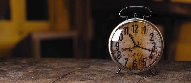 Hora, horário, relógio (Foto: Pixabay)