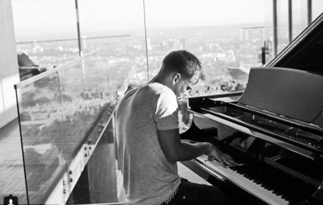 Avicii (Foto: Instagram)