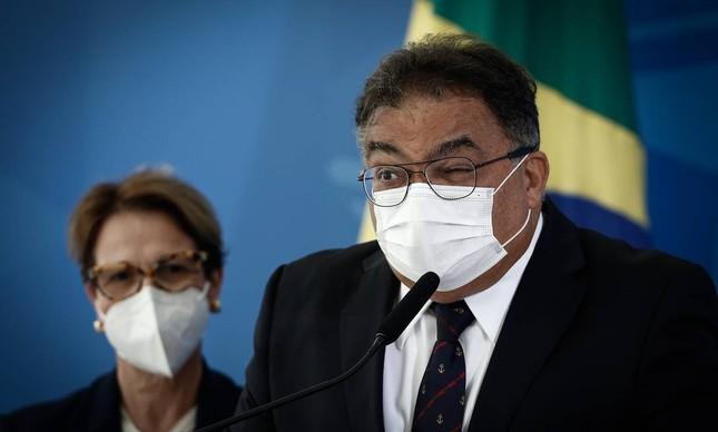 Almirante Flávio Rocha