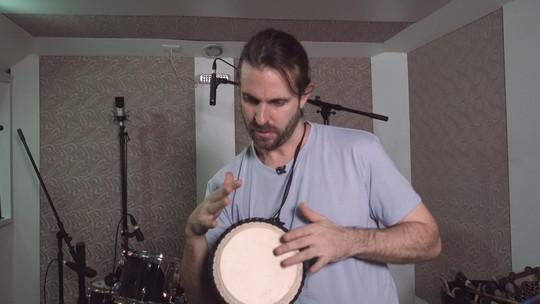 Estreia da série 'Imigrantes' conta a história do percussionista sueco Sebastian Notini