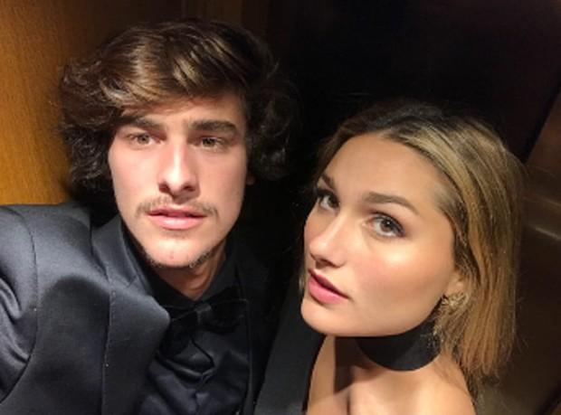 Sasha Meneghel e Bruno Montaleone (Foto: Reprodução/Instagram)