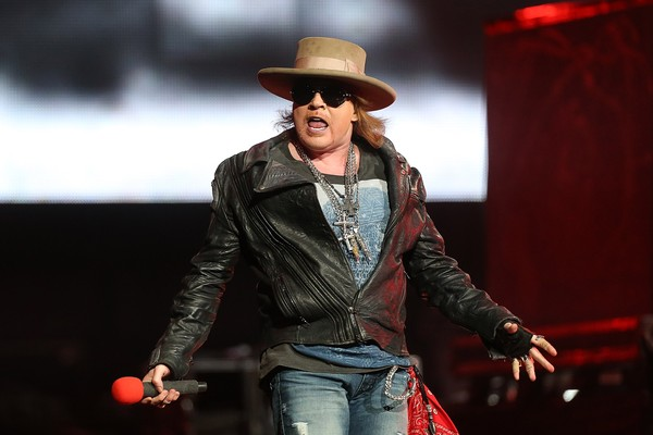 Axl Rose (Foto: Getty Images)