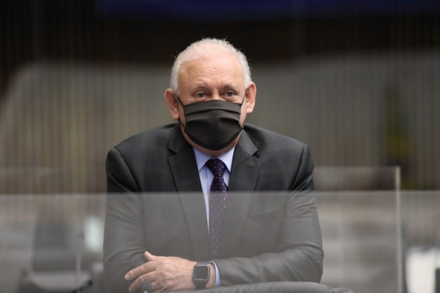 Presidente da Assembleia Legislativa do Paraná, Ademar Traiano (PSDB), testa positivo para Covid-19