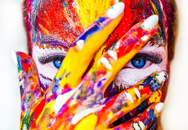 Cores_pintura_visão (Foto: Pixabay)