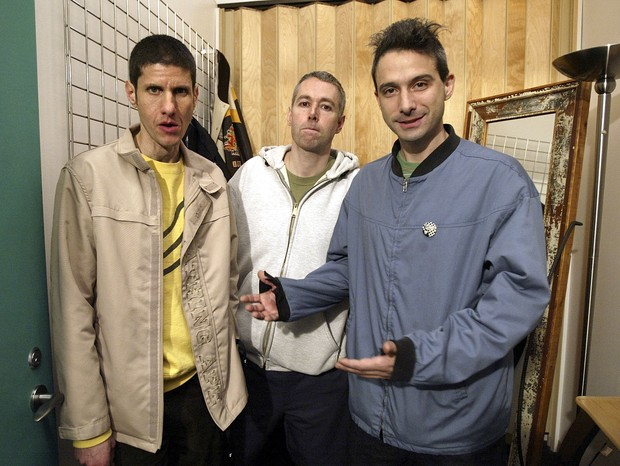 Beastie Boys (Foto: getty images)