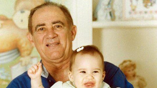Reveja mensagem emocionante de Renato Aragão há 20 anos no nascimento da filha Lívian