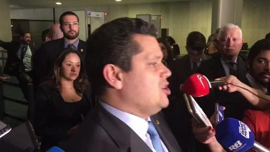 Alcolumbre diz que é erro manter valor do fundo eleitoral para 2020