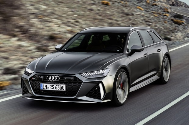 Audi RS 6 Avant 2021 (Foto: Divulgação)