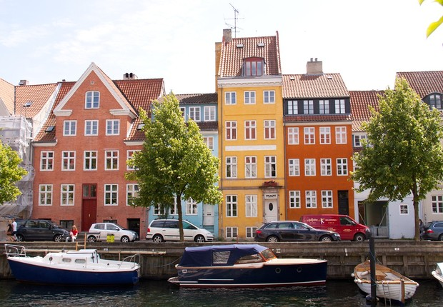 A cidade de Copenhague ficou no segundo lugar do ranking do Reputation Institute (Foto: Pixabay)