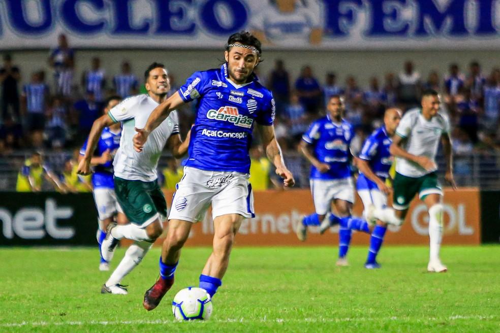 Apodi foi muito elogiado por Argel — Foto: Ailton Cruz / Gazeta de Alagoas
