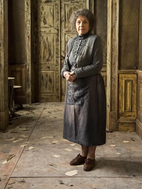 Suzana Faini vai voltar ao ar em 'Espelho da vida' (Foto: Globo/ Estevam Avellar)