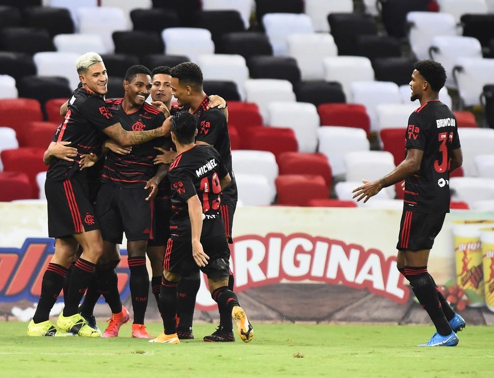 Goleada mostra que Carioca é a chance do Flamengo para recuperar jogadores