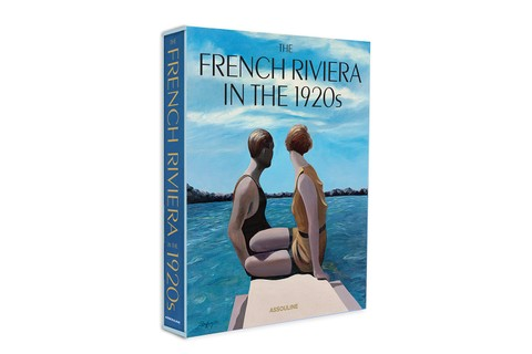 Livro The French Riviera In The 1920s, da Assouline, US$ 195, no Moda Operandi