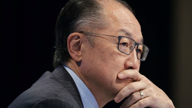 Jim Yong Kim, presidente do Banco Mundial (Foto: Getty Images)