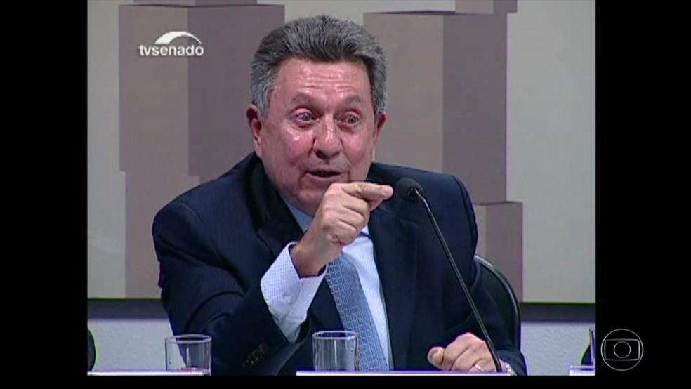 Secretário nacional de Justiça criticou projeto das UPPs — Foto: Reprodução/ TV Globo