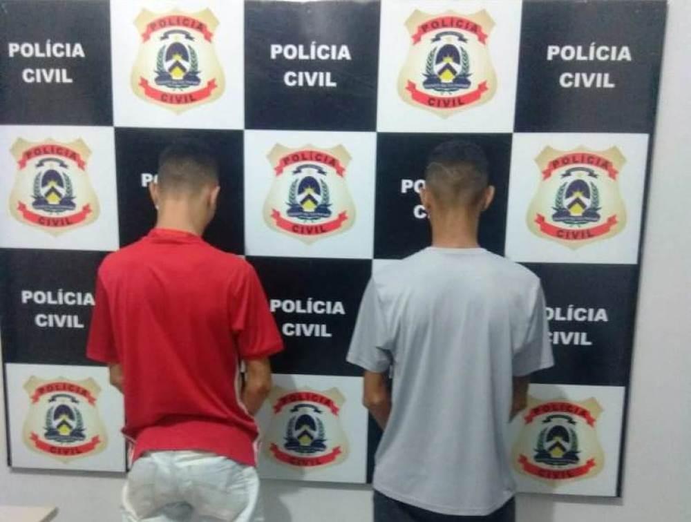 Suspeitos de participação no furto de carro oficial do Estado são presos pela polícia - Notícias - Plantão Diário