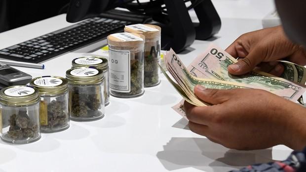 Maconha medicinal tem um mercado cada vez maior nos Estados Unidos (Foto: Ethan Miller/Getty Images)