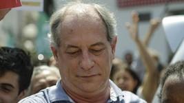 Ciro passa mal e dá entrada em hospital em SP ( Gabriel de Paiva / Agência O Globo)