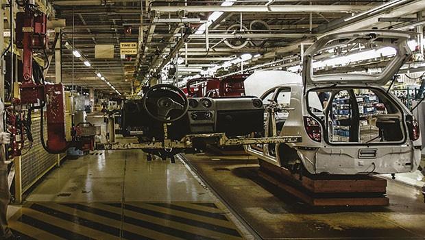 Indústria automobilística;Economia;Crise (Foto: Agência O Estado)