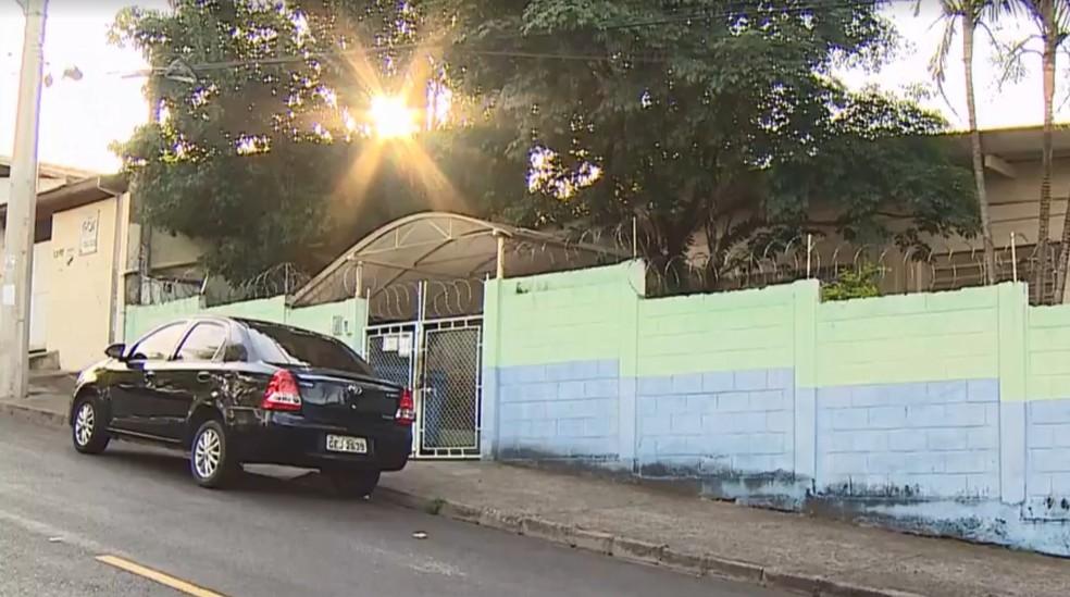 Morre bebê picado por escorpião em creche municipal em Taubaté — Foto: Reprodução/TV Vanguarda