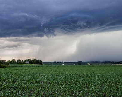 Chuva forte deve chegar a regiões do Sudeste, Centro-Oeste e Norte