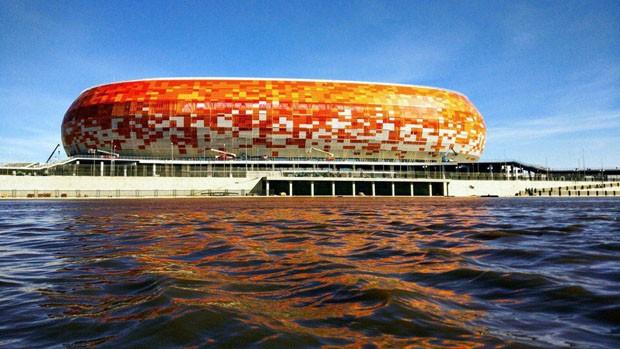 Conheça os 12 estádios da Copa do Mundo da Rússia  (Foto: Divulgação)
