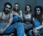 <EP><caption> Erom Cordeiro, Mariana Ximenes, Fabiana Gugli e Cleo Pires em 'Supermax' | TV Globo