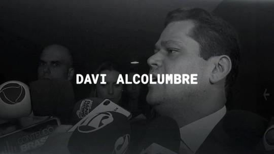 Central GloboNews entrevista o presidente do Senado, Davi Alcolumbre