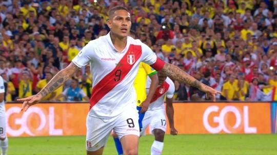 Herói solitário, Guerrero fecha Copa América fazendo história, mas não esconde frustração por vice