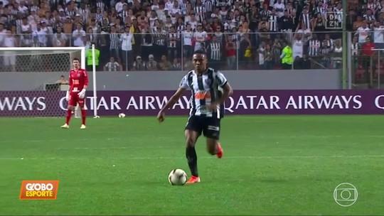 Elias está perto de completar 150 jogos com a camisa do Atlético-MG