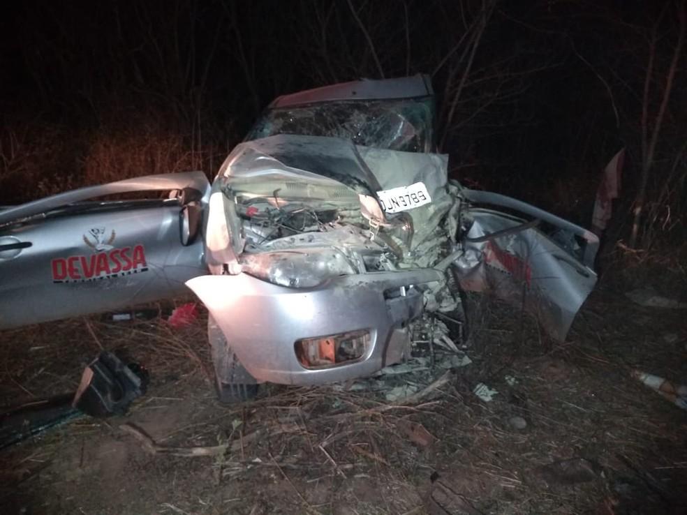 Causas do acidente serão investigadas pela Polícia Rodoviária Federal (Foto: Divulgação/Polícia Rodoviária)