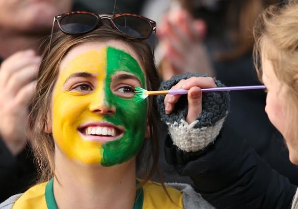 Estamos preparadas para a Copa da Rússia (Foto: Getty Images)