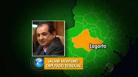 Justiça determina cassação do mandato do deputado Valmir Monteiro