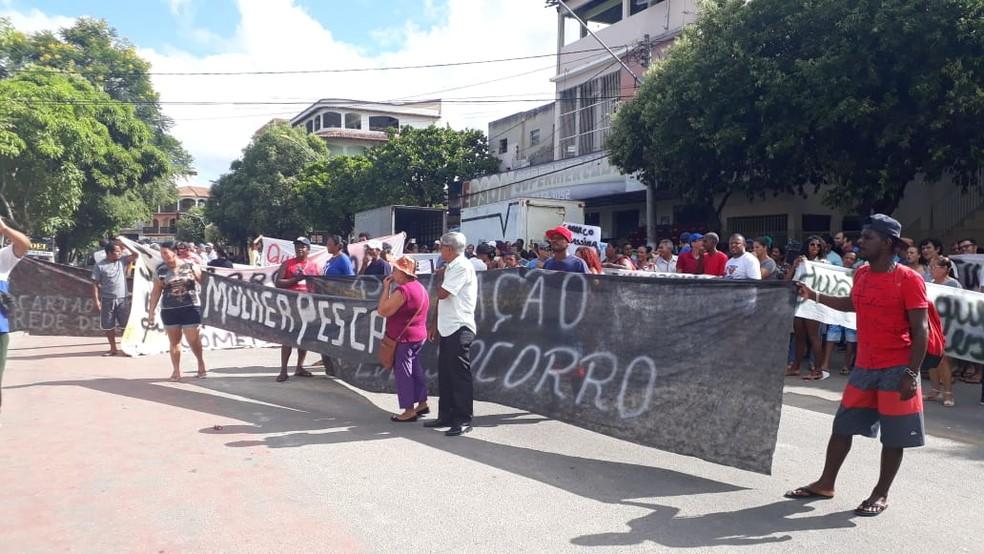 Decisão de juiz pode prejudicar pescadores, diz presidente de colônia — Foto: Milton Jorge