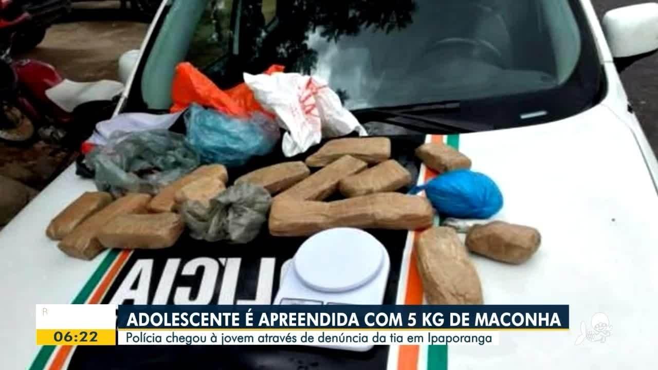 VÍDEOS: Bom Dia Ceará de quinta-feira, 5 de novembro