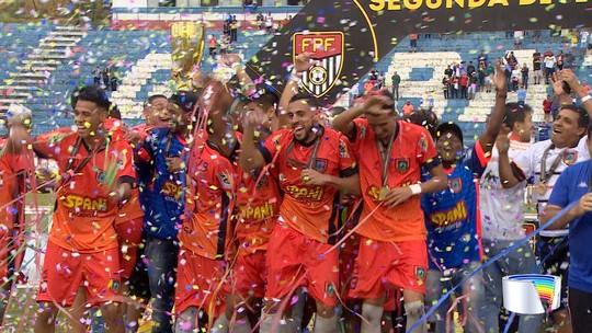 Luis Felipe comemora primeiro título da carreira logo no primeiro trabalho