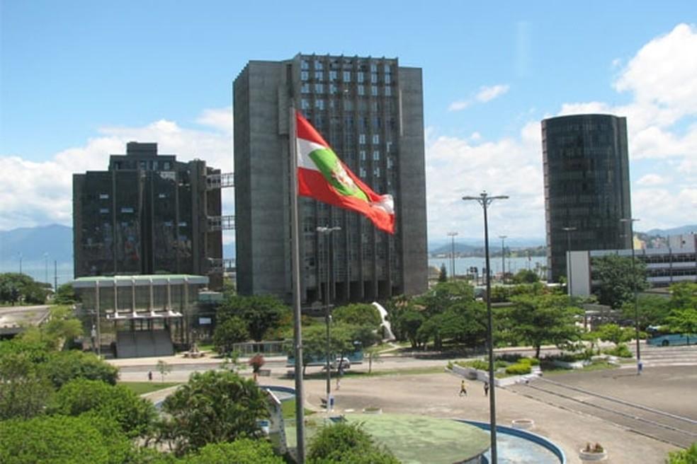 Tribunal de Justiça de Santa Catarina, em Florianópolis — Foto: TJSC/Divulgação