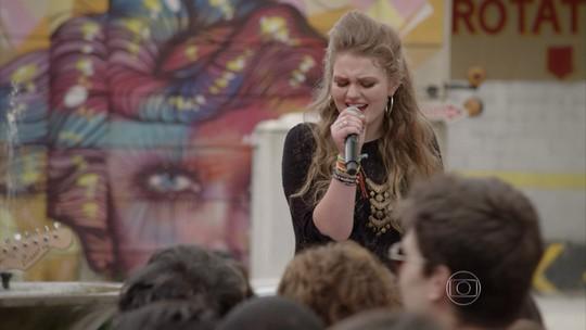 Kathryn Dean canta 'I Told You So'