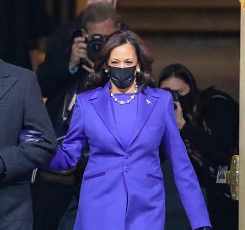 5 momentos em que as mulheres brilharam na posse de Joe Biden e Kamala Harris