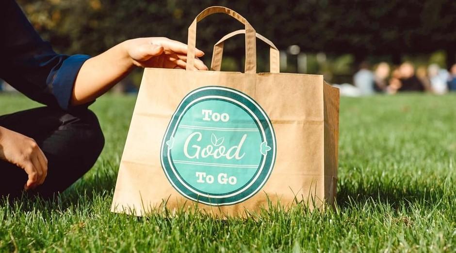 O negócio afirma que já impediu o desperdício de 17 milhões de refeições  (Foto: Reprodução: Instagram)