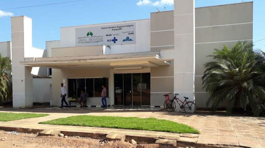 Distrito Sanitário Especial Indígena (DSEI) Kaiapó, município de Colíder, foi alvo da Operação Kitsune — Foto: Arquivo pessoal
