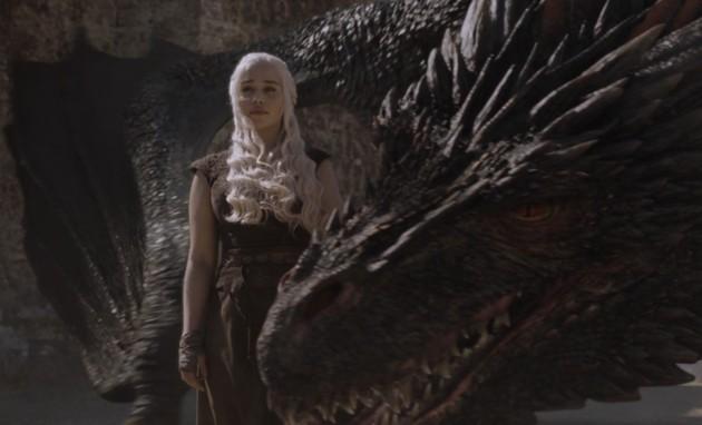 Cena de 'Game of thrones' (Foto: Reprodução)