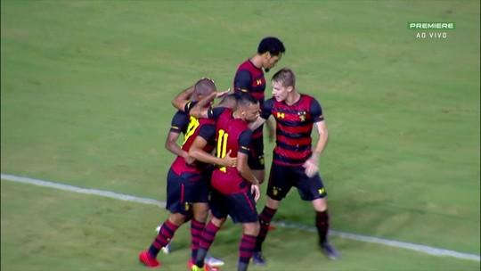 Goleada sobre Salgueiro na primeira fase não ilude Sport para semifinal