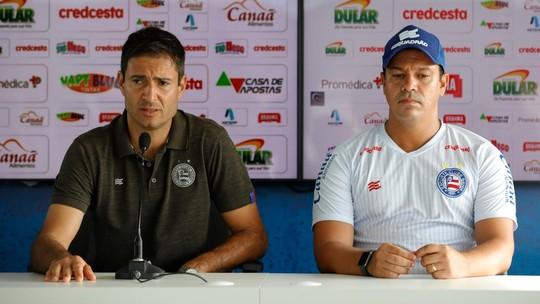Foto: (Felipe Oliveira / Divulgação / EC Bahia)