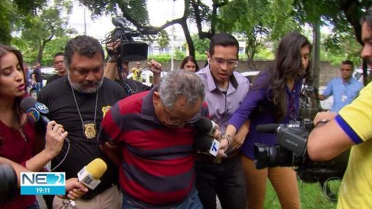 Polícia prende ex-presidente da Câmara Municipal de Paulista e outros quatro suspeitos de corrupção e fraudes